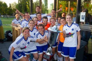 Abovo Media wint Value Zipper Cup 2019