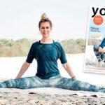 Stretch je merk met yoga