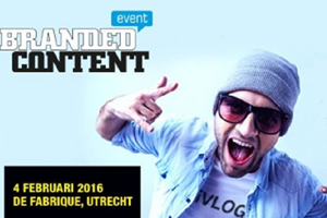 7 interessante cases Branded Content Event 2016