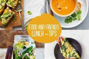 4 verrassende lunchtips voor op het werk