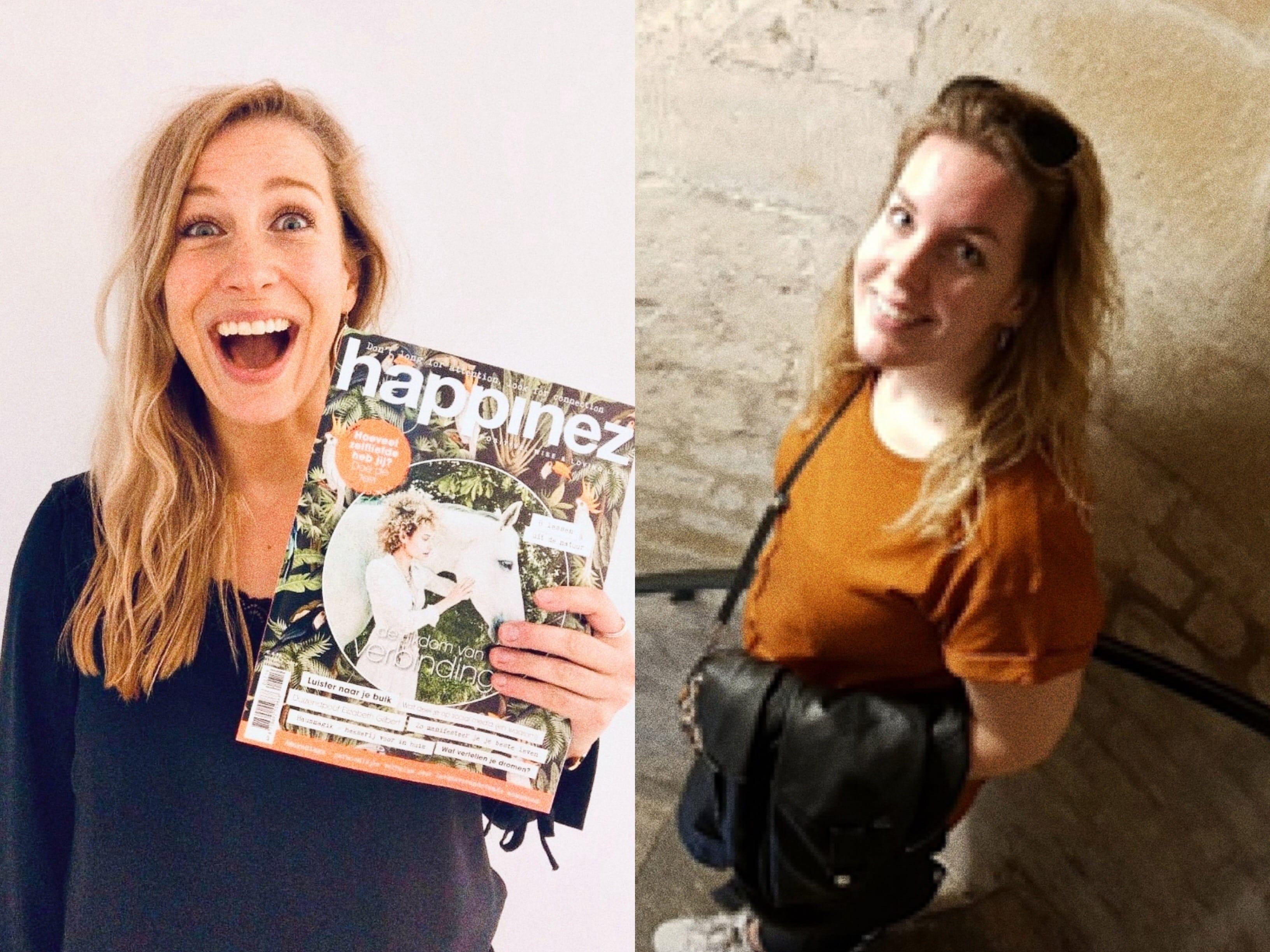 Even voorstellen: Eva Oppel & Vanessa de Vries