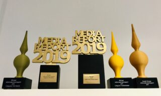 Winnaar Media Report 2019