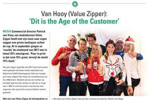 Interview met Patrick van Hooy in de MarketingTribune