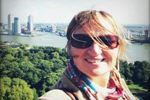 Saskia Hamminga-Roest: Floortje Dessing als inspiratiebron