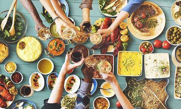 4 x advies door en voor foodmarketeers